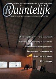 Ruimtelijk maart 2012 - Stichting Ruimte Roermond