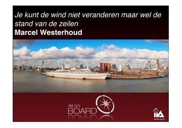 Presentatie Marcel Westerhoud - Evengine.nl