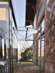 rekonstrukce pavilonu grébovka - Architekt