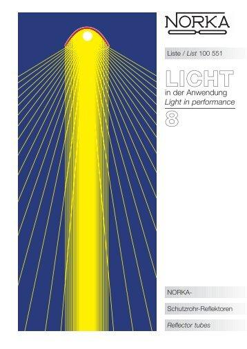 LICHT 8 - Norka Lighting
