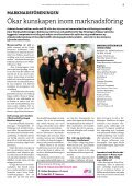 Tidningen Marknadsplats - Page 5