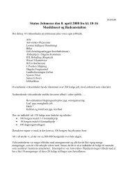 Status på jobmessen - Slagelse Kommune