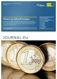 Journal EU 1/2011 - Nadja Hirsch MdEP