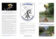 Planetstifolderen - Horsens Astronomiske Forening