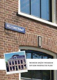 Brochure Rozenstraat 1, Haarlem - Wonen of Werken