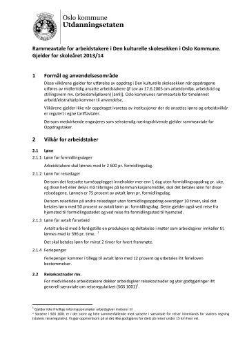 Last ned pdf - Den kulturelle skolesekken i Oslo