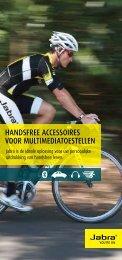 Handsfree accessoires voor multimediatoestellen - Jabra