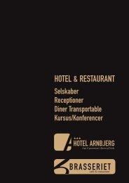 hotel & restaurant - Hotel Arnbjerg