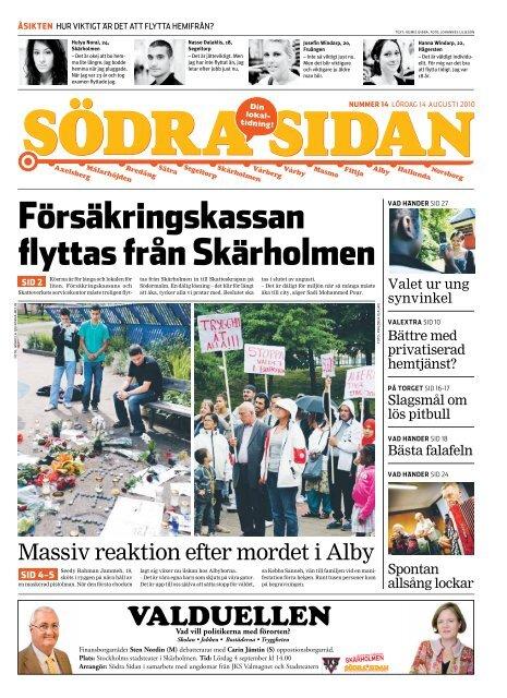Stefan Axelsson, Lilla Sllskapets Vg 24, Skrholmen | redteksystems.net
