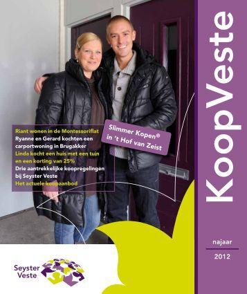 KoopVeste Najaar 2012 - Seyster Veste
