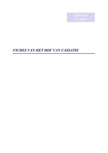 Libercas 08 2010 (PDF, 213.45 Kb) - Belgium