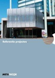 Referentie projecten - MetaDecor