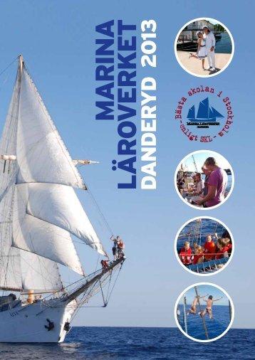 Ladda ner utbildningskatalog (2012-13) i pdf - Marina läroverket