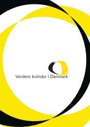At finde job - Verdens kvinder i Danmark