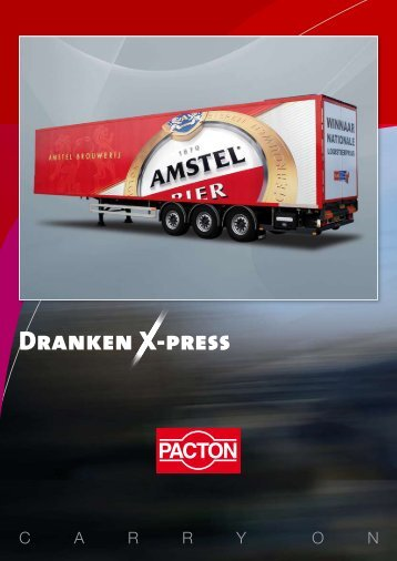 Dranken X-press - Pacton
