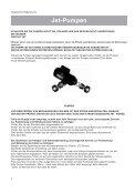 Service D1 Spas - Dimension One Spas - Seite 2