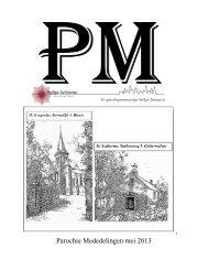 PM Mei 2013 - Heilige Suitbertus