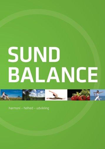 SUND BALANCE 1