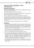 3M™ Speedglas™ 9100 - Page 4