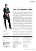 'Het moet eens uit zijn met die verzuiling' Prijs voor vmbo-school met ... - Page 3