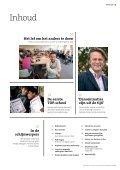 'Het moet eens uit zijn met die verzuiling' Prijs voor vmbo-school met ... - Page 5