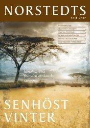 Spännande kärleksdrama från den afrikanska savannen ... - Norstedts