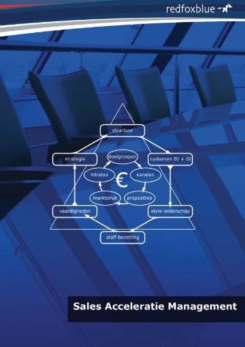 Whitepaper Sales Acceleratie Management pdf - RedFoxBlue