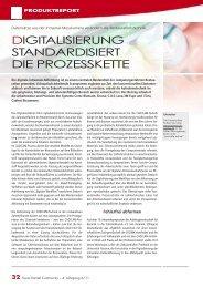 Standardisierte Prozesskette - Arbeitsgemeinschaft Keramik
