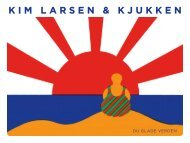 Sangtekster - Kim Larsen