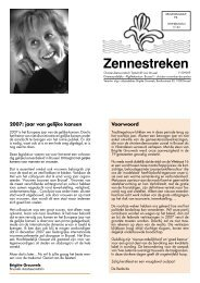 december 2006: 2007, jaar van gelijke kansen - Brigitte GROUWELS