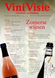 Zomerse wijnen - ViniFins