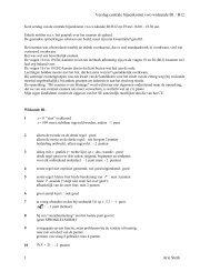 Kort verslag van de centrale bijeenkomst vwo wiskunde B1/B12 op ...