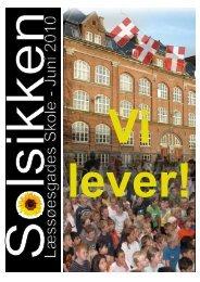 Solsikken juni 2010 til PDF.pub - Læssøesgades Skole