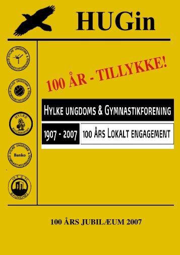 100 ÅR - TILLYKKE! - Hylkeinfo