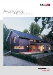 Avantgarde - Beilharz Haus