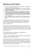 V-book versie 1.0 - De Meditatie KIT - Mabel van ... - Meditatie Lessen - Page 5