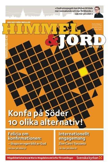 Läs tidningen som pdf här! - Information och diskussion om Svenska ...