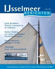 zie bijlage, pdf 4015 kb - IJsselmeervereniging