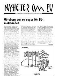 här - Folkrörelsen Nej till EU