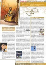 Top 10 van 2006 (pagina 5) - Stripspeciaalzaak.be