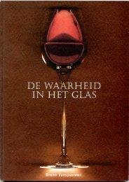 Boek De Waarheid in het Glas - wijnkanaal.be