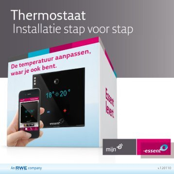 v.120110 - E-thermostaat
