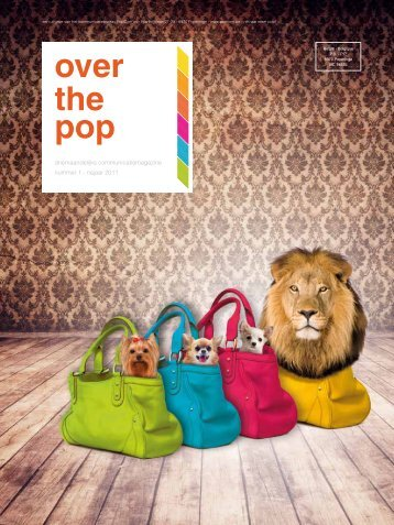 communicatiemagazine Over The Pop