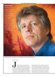 interview met Jan Fraanje - Binnenlands Bestuur