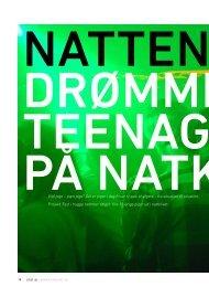 nattens drømmespil - teenagepiger i nattelivet - Stof