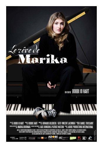 Rêve de Marika