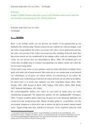rouw en verlies [Families under pressure: grief and loss]. Handboek