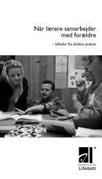 Når lærere samarbejder med forældre