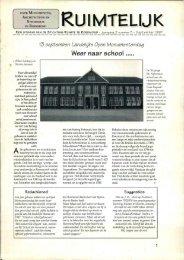 Ruimtelijk sept. 1997 - Stichting Ruimte Roermond