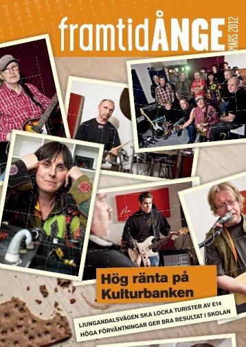 MARS 2012 - Ånge kommun